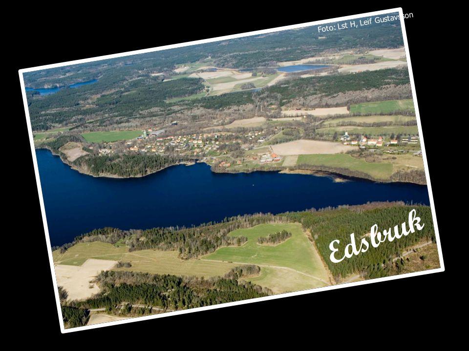 Edsbruk Foto: Lst H, Leif Gustavsson