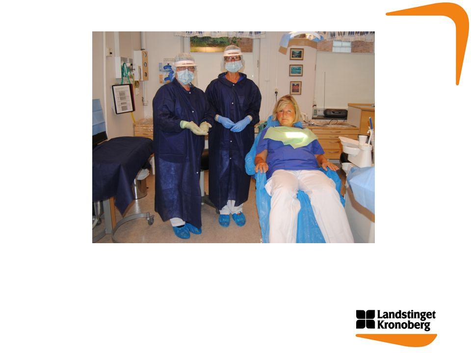 Att fundera på: •Hur agerar jag i vårdsituationen så att patienten vill komma tillbaka till mig som vårdgivare.