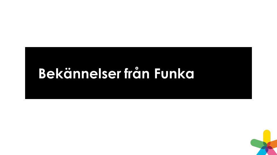 Bekännelser från Funka