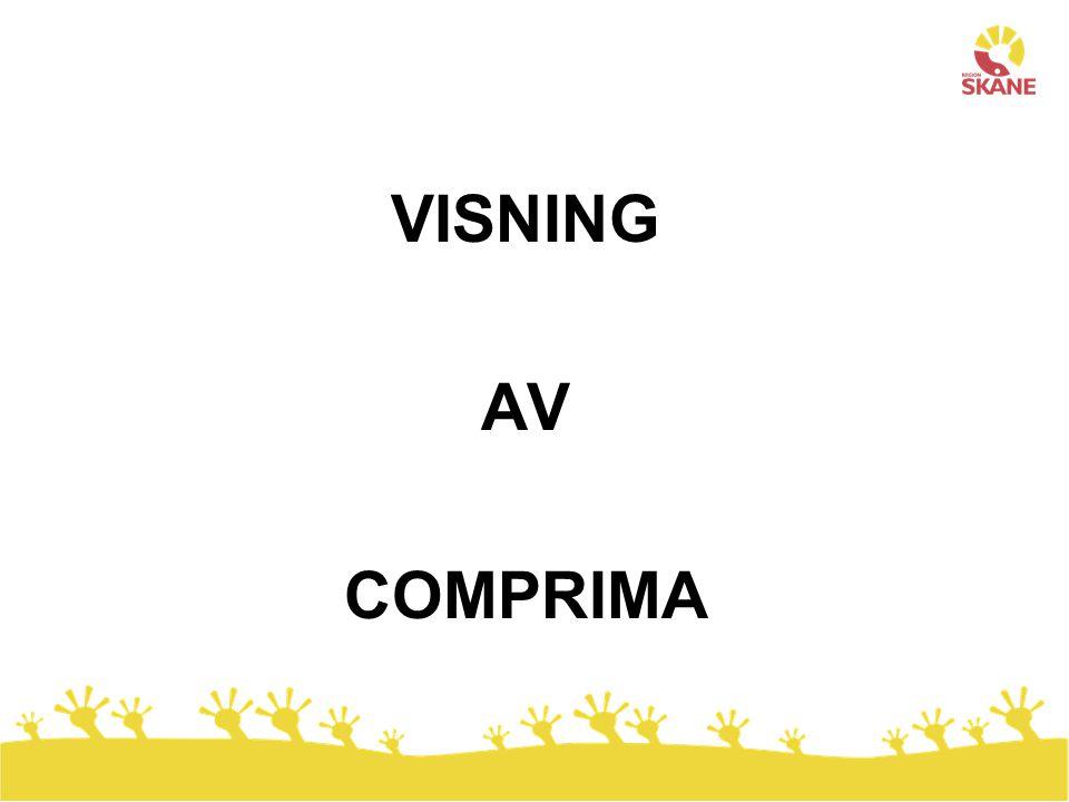 VISNING AV COMPRIMA