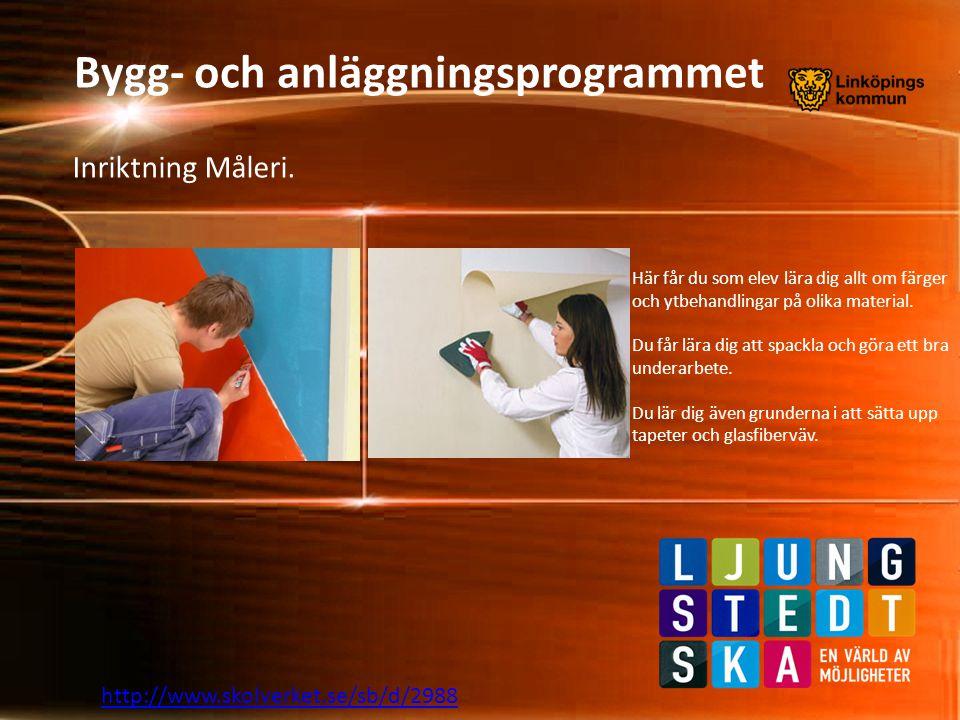 http://www.skolverket.se/sb/d/2988 Här lär du dig som elev mycket av grunderna i byggnadsplåtslageri, ventilationsteknik, svetsning och lödning.