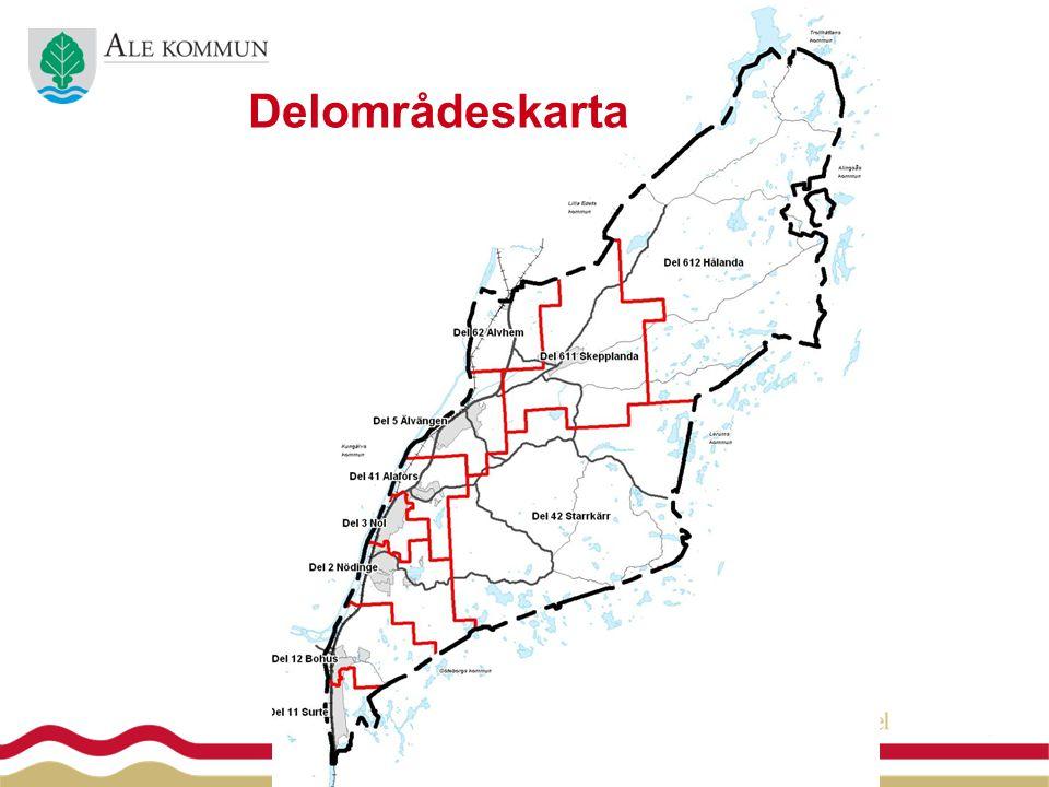 Delområdeskarta