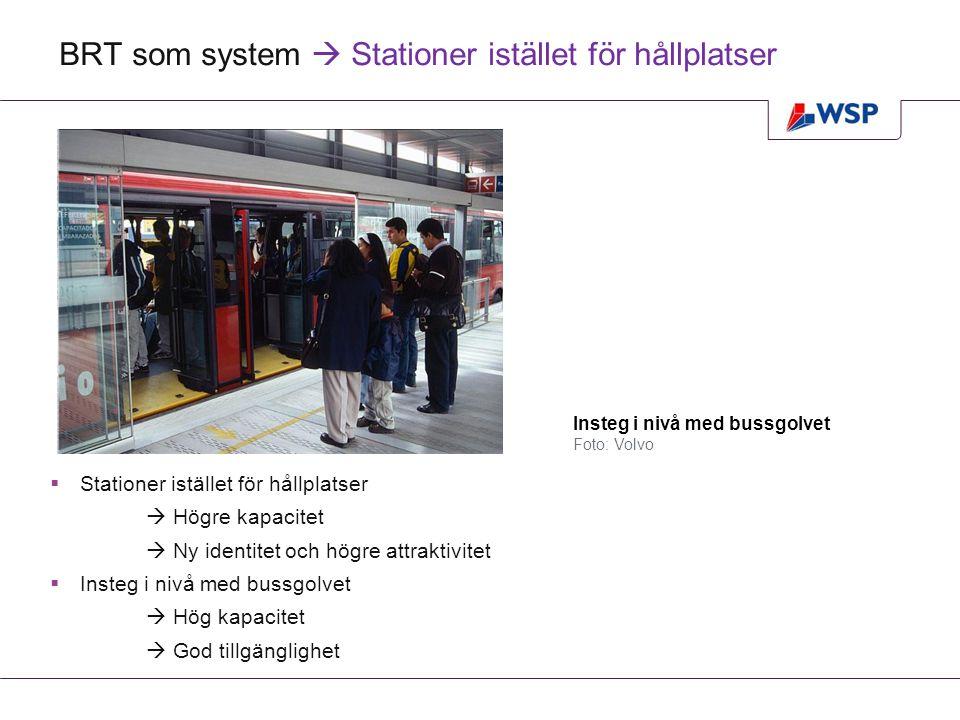 Spårväg, buss eller BRT på Spårväg Helsingborg  Totalkostnader per år  BRT:s årskostnad är mindre än en tredjedel av spårvägens  Kostnaderna för BRT och buss är något överskattade eftersom driftskostnaden för gatan har räknats in i BRT:s och busstrafikens kostnader.