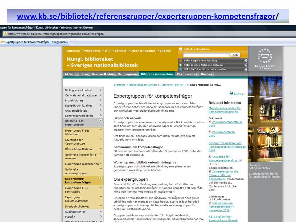 www.kb.se/bibliotek/referensgrupper/expertgruppen-kompetensfragorwww.kb.se/bibliotek/referensgrupper/expertgruppen-kompetensfragor/
