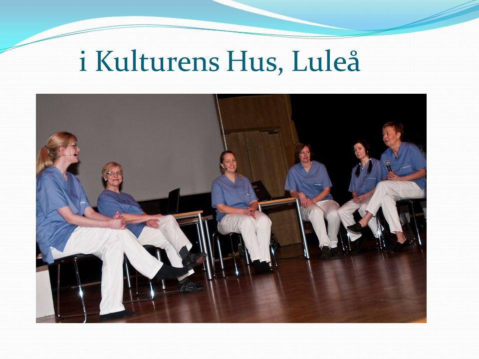 i Kulturens Hus, Luleå