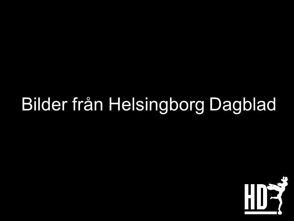 Bilder från Helsingborg Dagblad