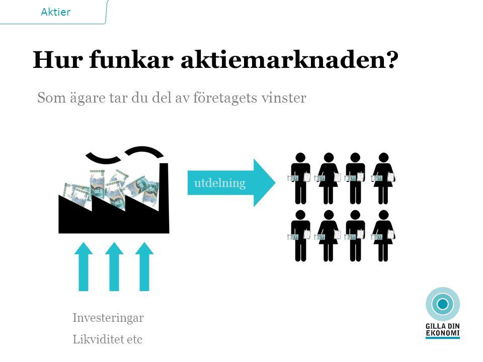 Aktier Så handlar du Öppna en aktie-depå Marknader och tjänster Rörligt courtage, minimicourtage 2.