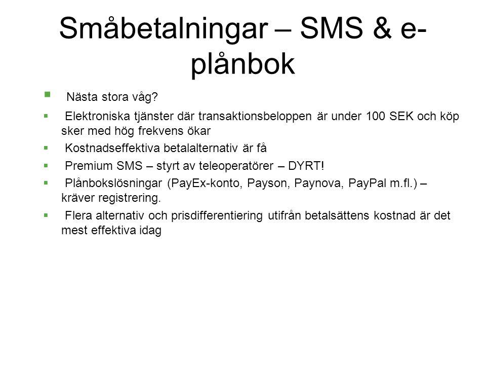 PayEx Kontantkort  - Kontanter på nätet...