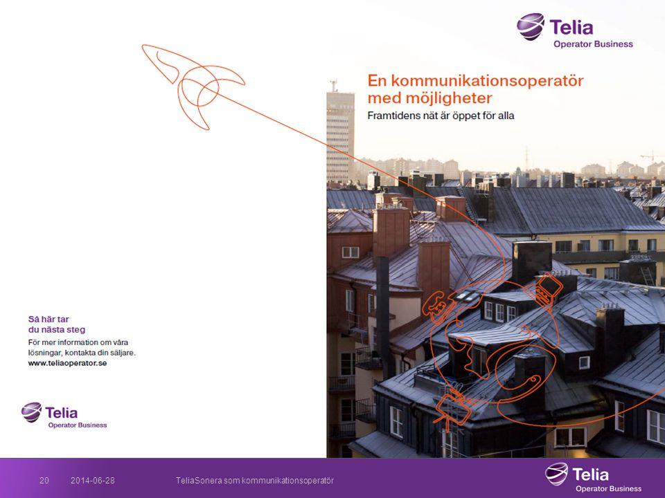 2014-06-28TeliaSonera som kommunikationsoperatör20