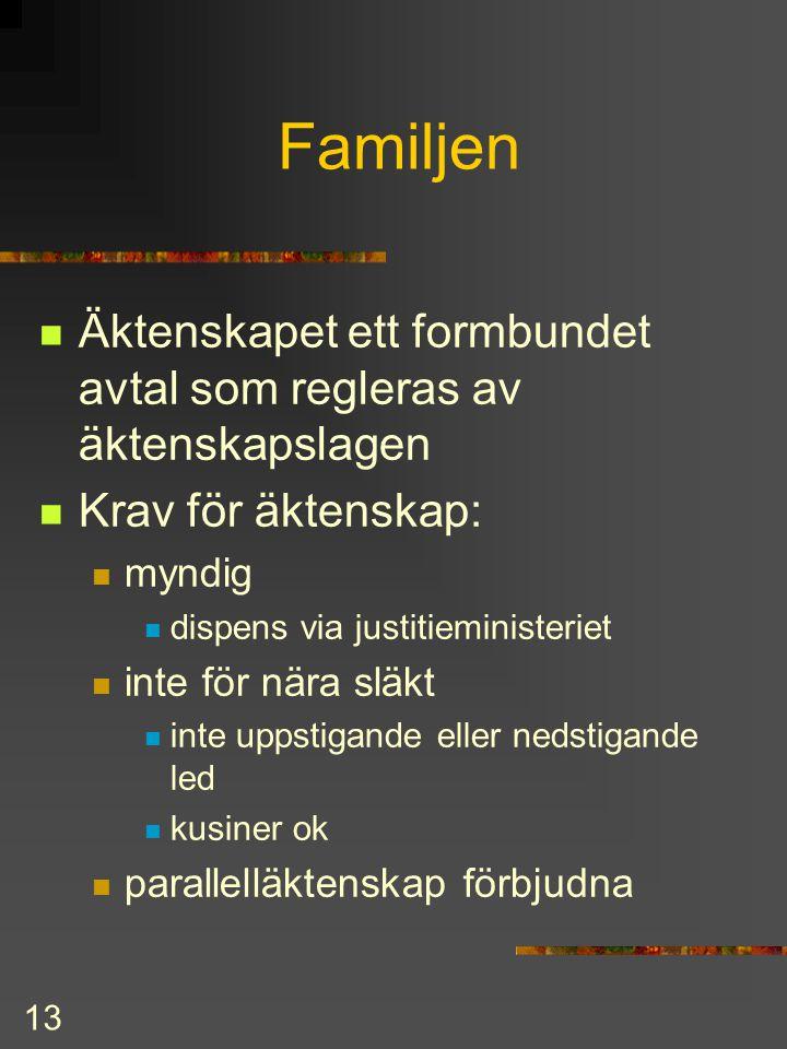 12 Rättslig ansvarighet  Rättslig ansvarighet finns före rättshandlingsförmåga  Omyndig är :  skadeståndsansvarig  ingen nedre åldersgräns  indiv