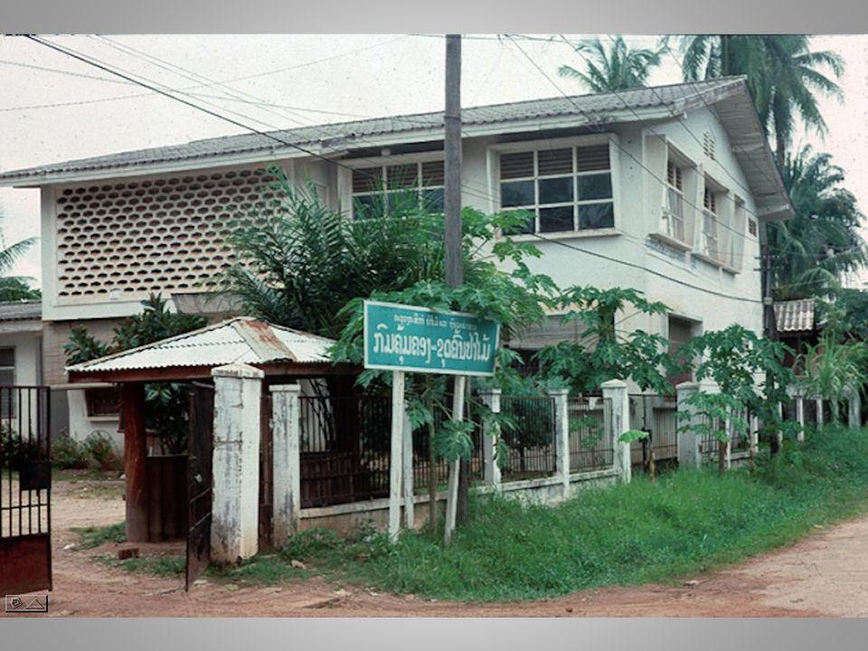 forts • Förslag – Upprustning skogsindustri i Vientiane – Modellrevir – Avverkning vi Nam Ngum dammen • Utredningsgrupp 1978 • Inventerade Muong Mai området.