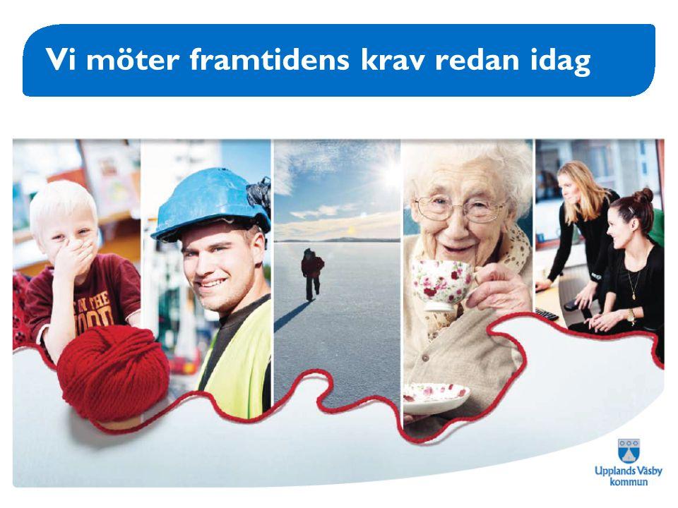 www.upplandsvasby.se Vi möter framtidens krav redan idag