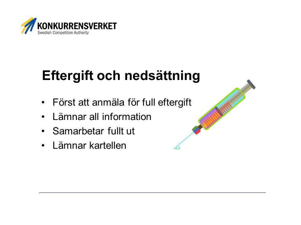 Den svenska bensinkartellen •Gryningsräd efter tips om likalydande brev.