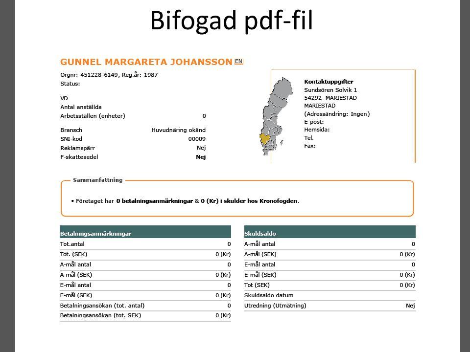 Bifogad pdf-fil
