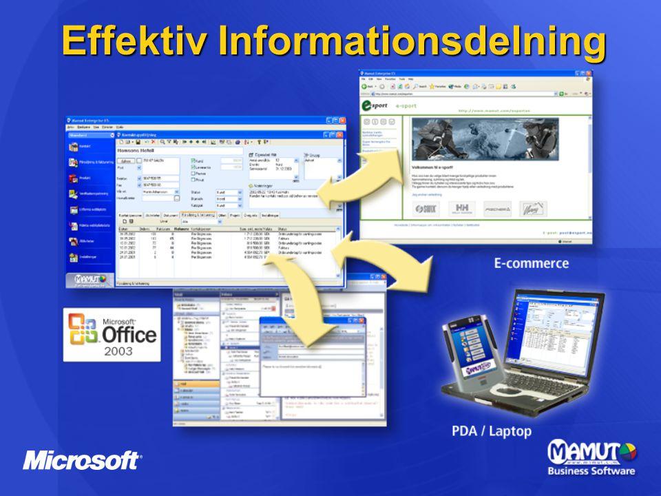 Effektiv Informationsdelning