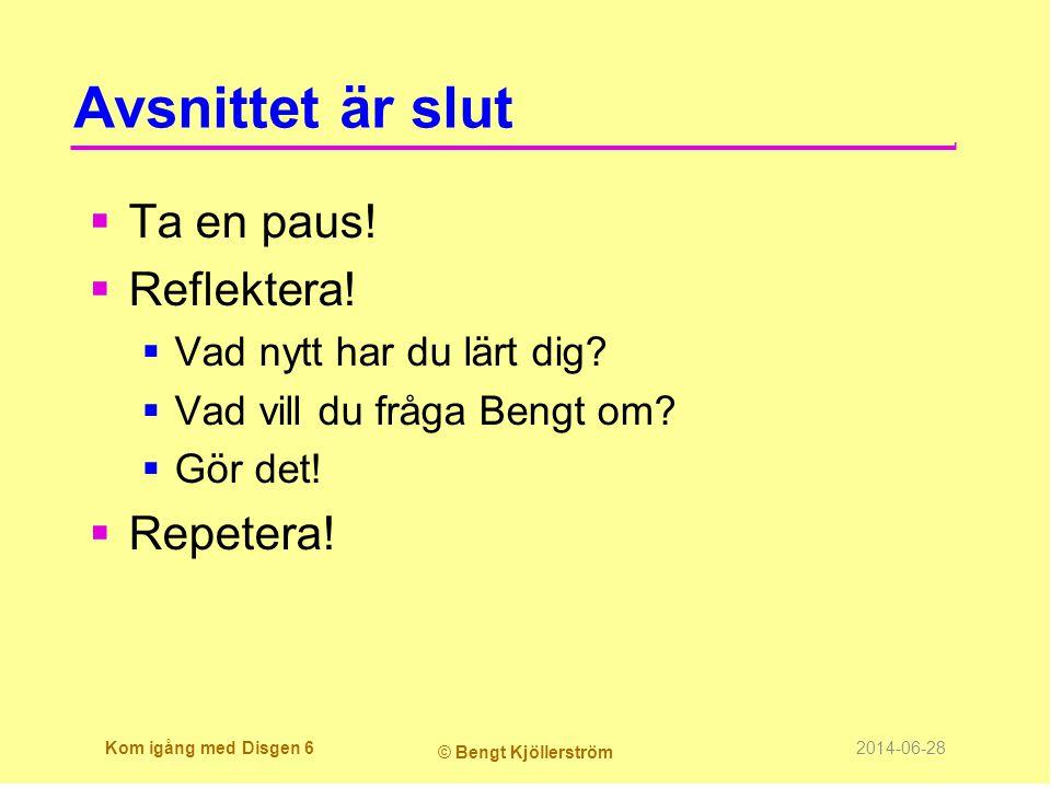 Så här kontaktar du Bengt  Eposta Bengt på bengt@kj2.se.