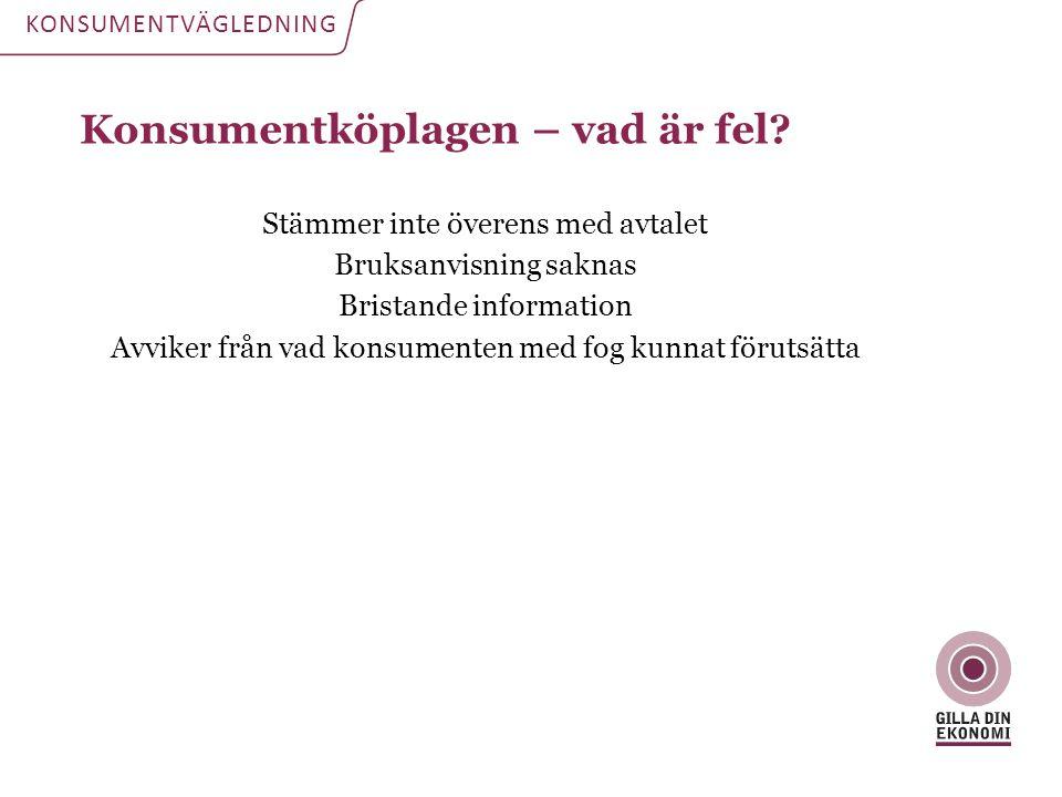 Fall 2 Vera Svensson är missnöjd med behandling hos sin tandläkare, vart kan hon vända sig.