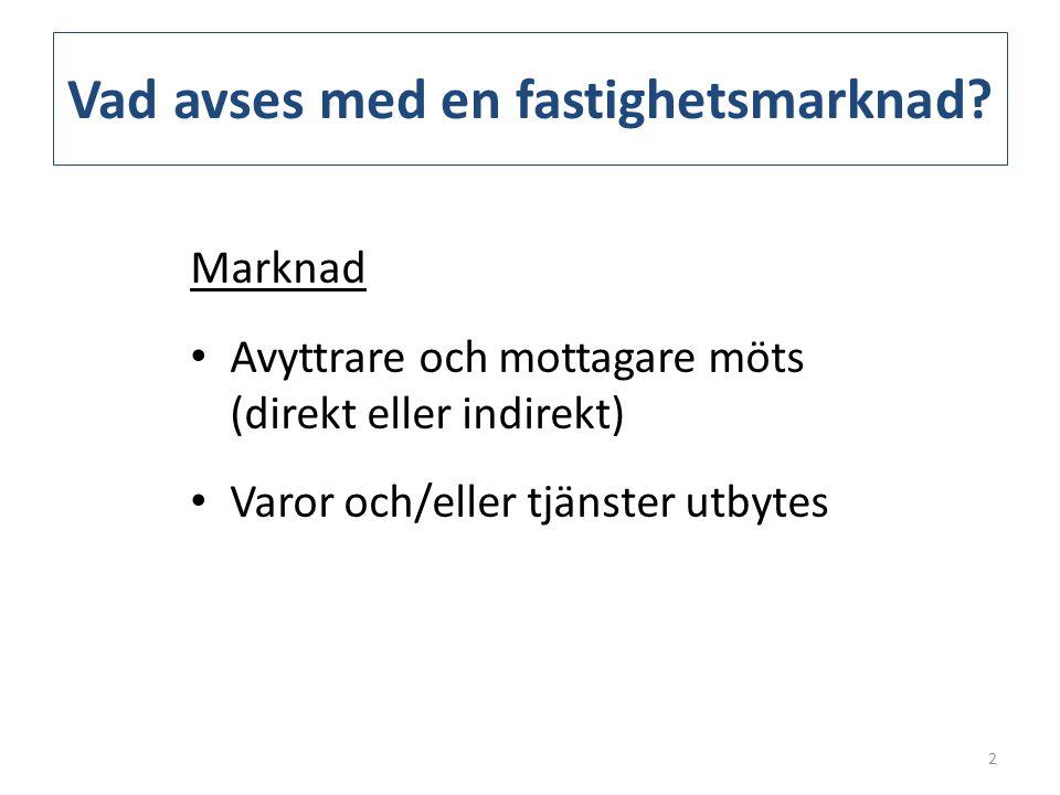 Lägenhetsregistret • Ett nytt, enligt lag, tillskapat nationellt register över Sveriges alla bostadslägenheter.