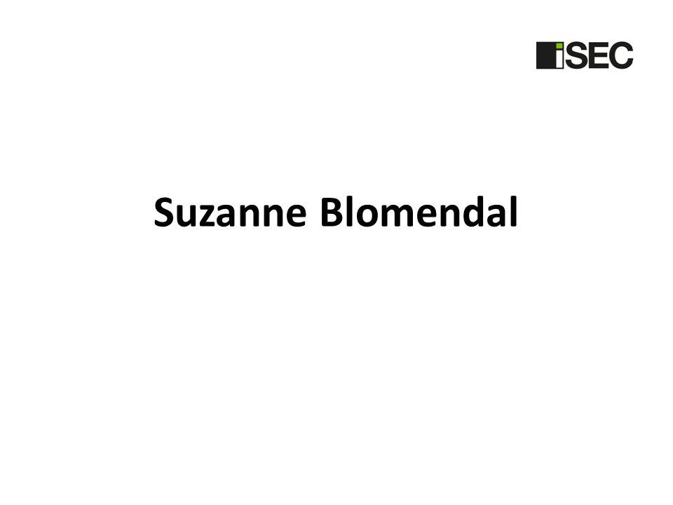 Suzanne Blomendal