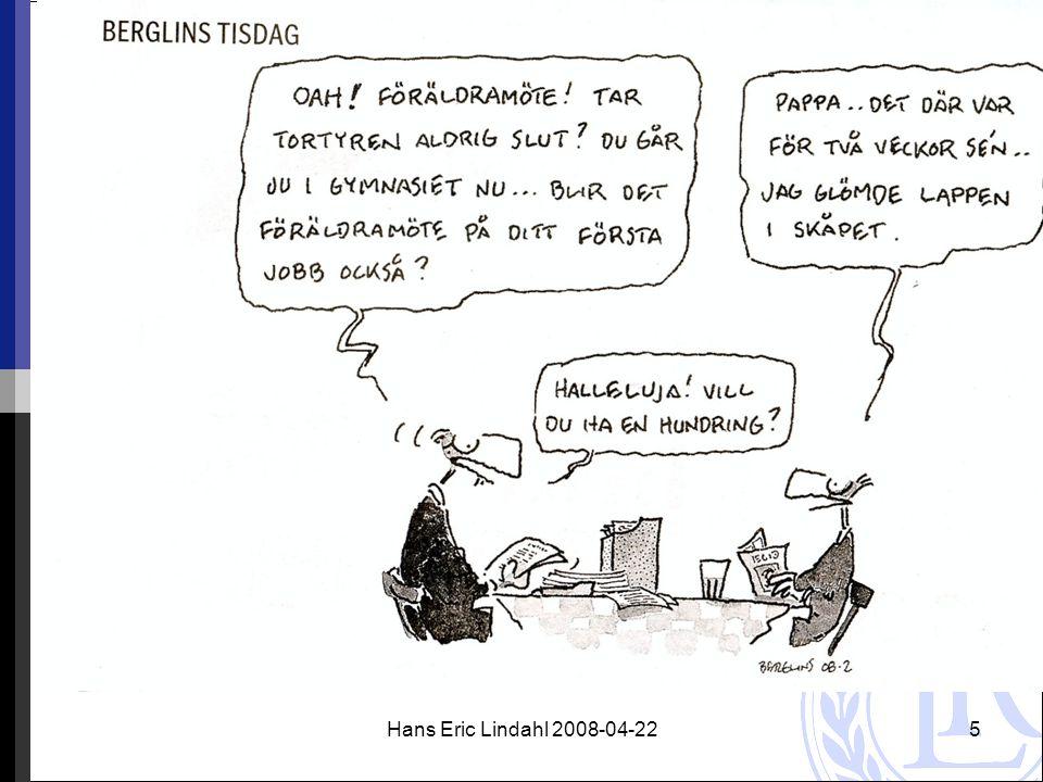 Hans Eric Lindahl 2008-04-2216 Allmän försäkring, kap 3 Havandeskapspenning Frisk, men...