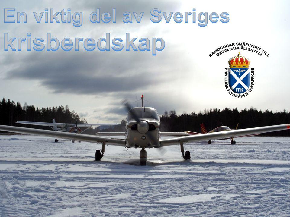 Chefspiloten forts.• Anmäler behov av utbildning, personal, materiel etc till länsflygchefen.