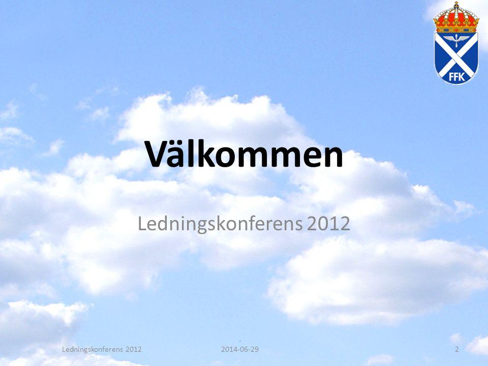 HV. Stridsledningskommunikation. 40 elever Ledningskonferens 20122014-06-2933