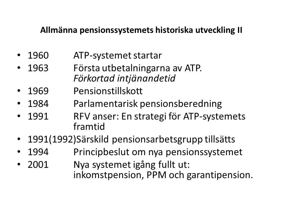 Nationalräkenskaperna BNP = konsumtion + reala investeringar + (export – import) (produktionssidan = användningssidan = inkomstsidan)