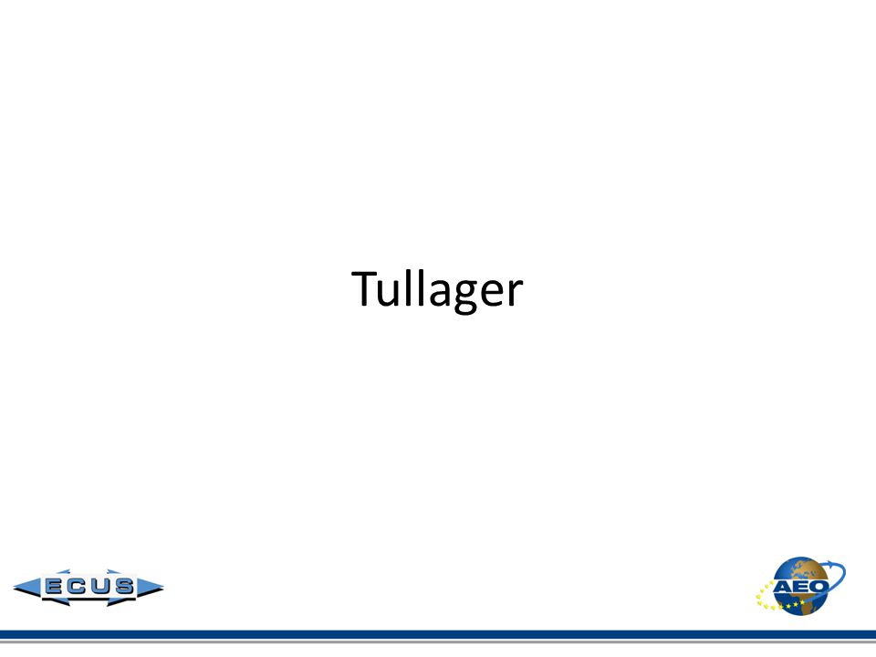 Tullager