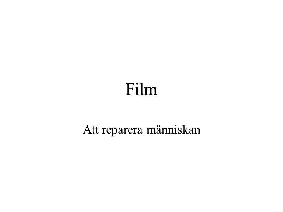 Film Att reparera människan