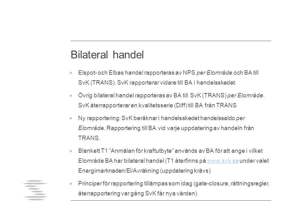 Mer information > Mer information kan fås på www.svk.se under valet Energimarknaden/El/www.svk.se > Vid avräkningsfrågor kontakta: avrakning@svk.seavrakning@svk.se > I övrigt kontakta: tania.pinzon@svk.setania.pinzon@svk.se