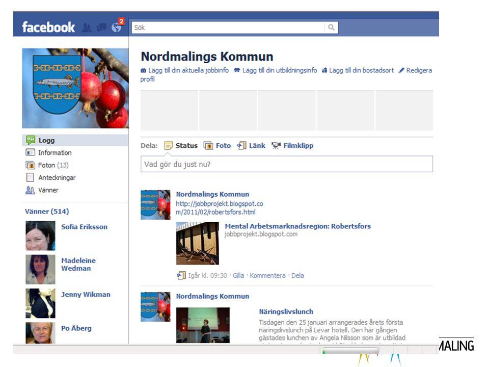 1.Inflyttningspaket 2.Sociala medier 3.Personalfronten 1.Irina – LOU 2.Sören – mark mot tyskland 4.Konferenslokaler, sammanställning 5.Webbplattform I