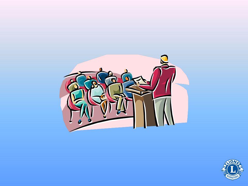 Presidentens ansvar under mötet: Frågor om möten Avgiftsinsamling Hantera grupp- interaktion Leda mötet parlamentariskt Följa dagordningen Kommittérapporter Under ett klubbmöte ansvarar presidenten för: Följa dagordningen Leda mötet parlamentariskt Hantera gruppinteraktion
