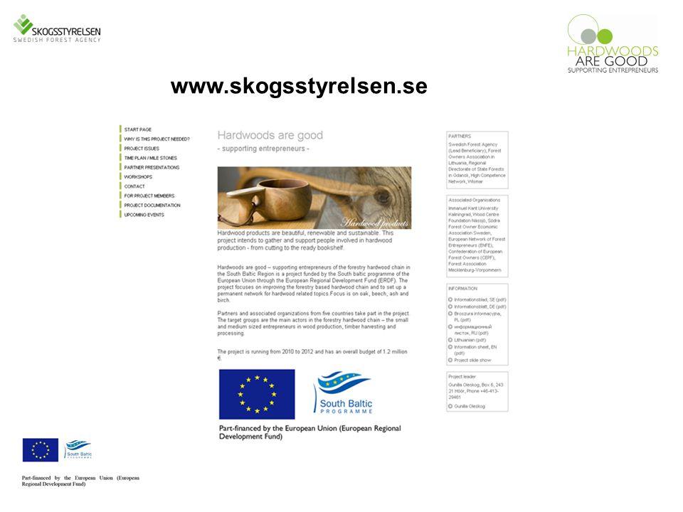 www.skogsstyrelsen.se