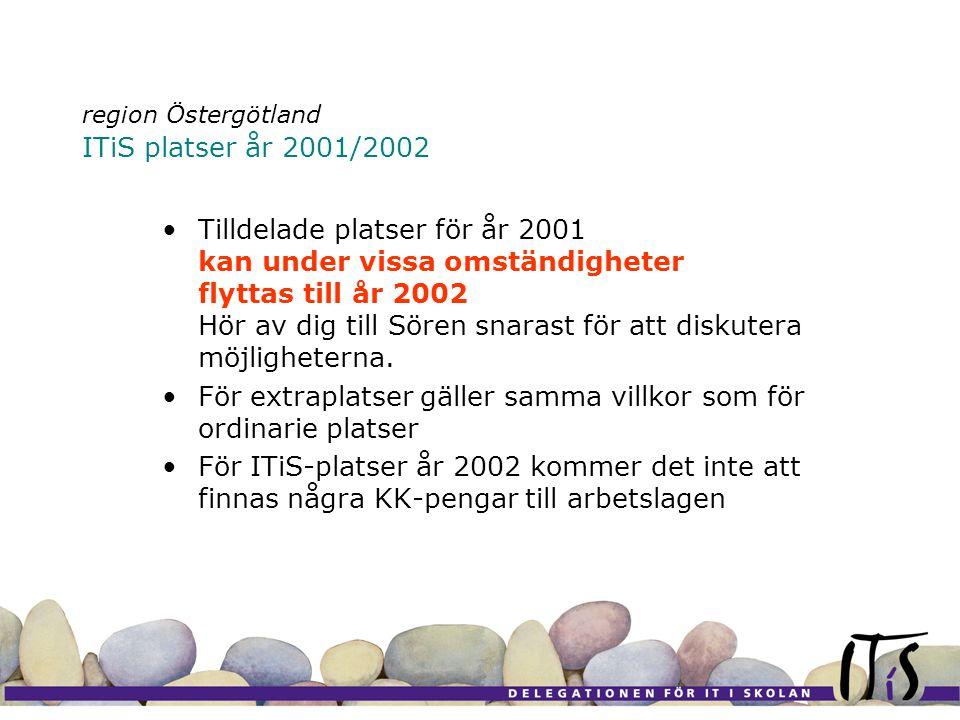 region Östergötland Skolledarutbildning ht 2001.•Synpunkter på vårens skolledarutbildning.