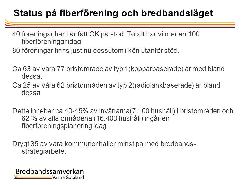 Hur organisera fiberföreningar.