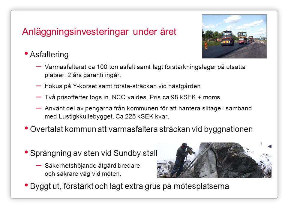 Information om beslut omdragning väg runt Aspö-Bråtorp 1:15 Oktober 28 2009