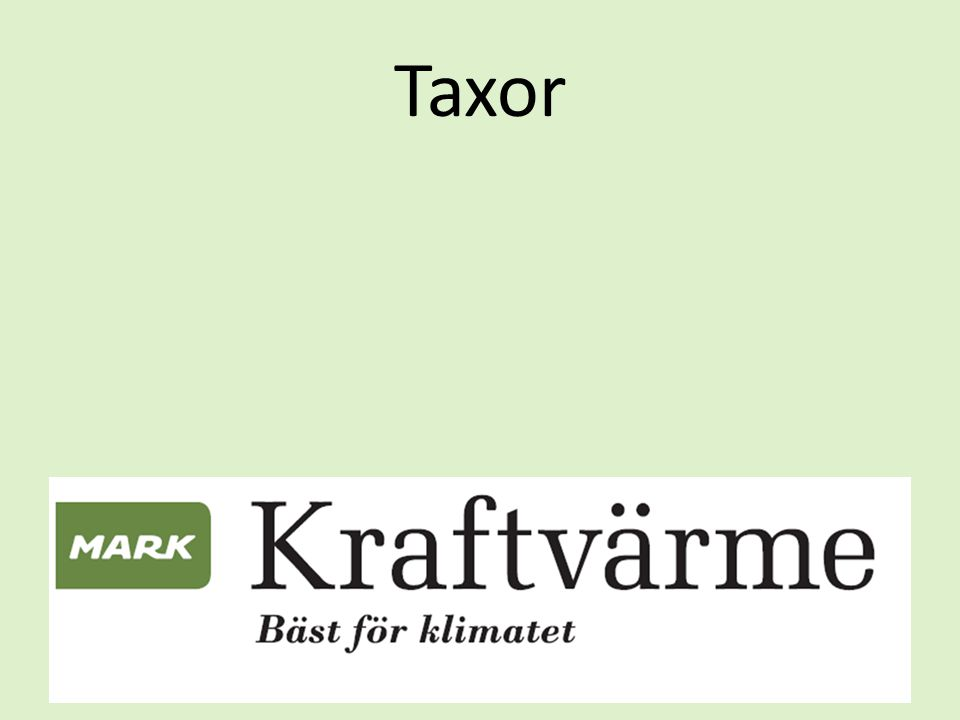 Taxor