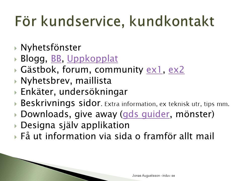 webshop, ex1ex1 CykelCityCykelCity Lokal webbshopping, säljande info. Jonas Augustsson - induv.se