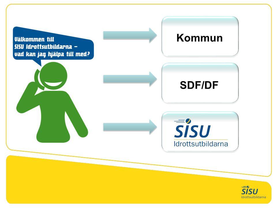 SDF/DF Kommun