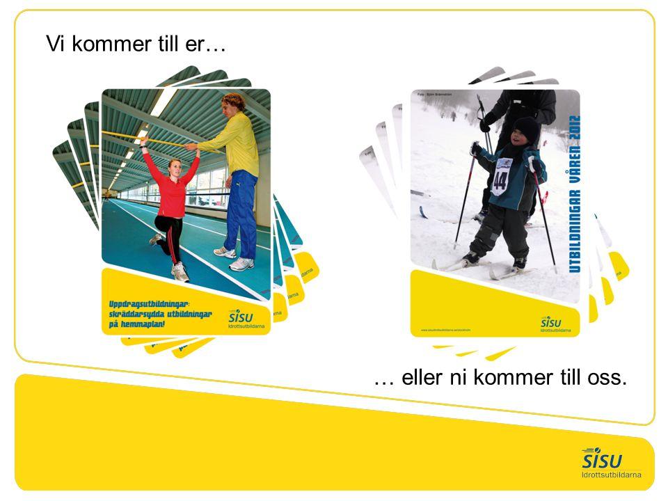 Besök oss gärna på www.sisuidrottsutbildarna.se/stockholm