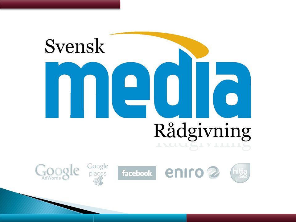 Svensk Mediarådgivning är en mediabyrå med kunskaper inom sökmedia och Internetannonsering.