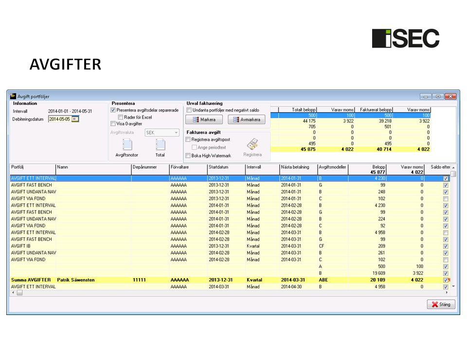• KU-rapportering 2014 • Skatteblanketter 2014 • Nya skatteblanketter K18B – redovisning utdelning