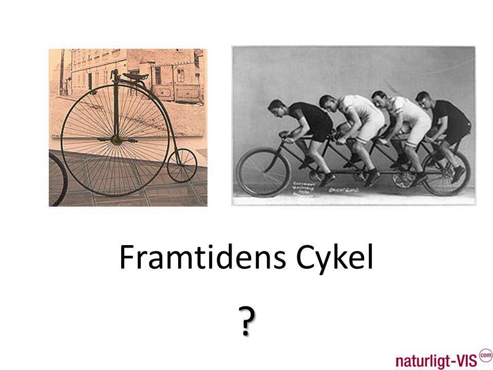 ? Framtidens Cykel ?