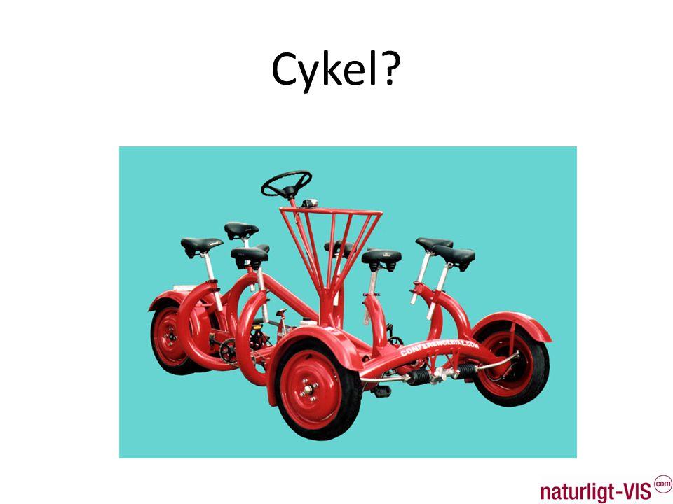 Cykel?