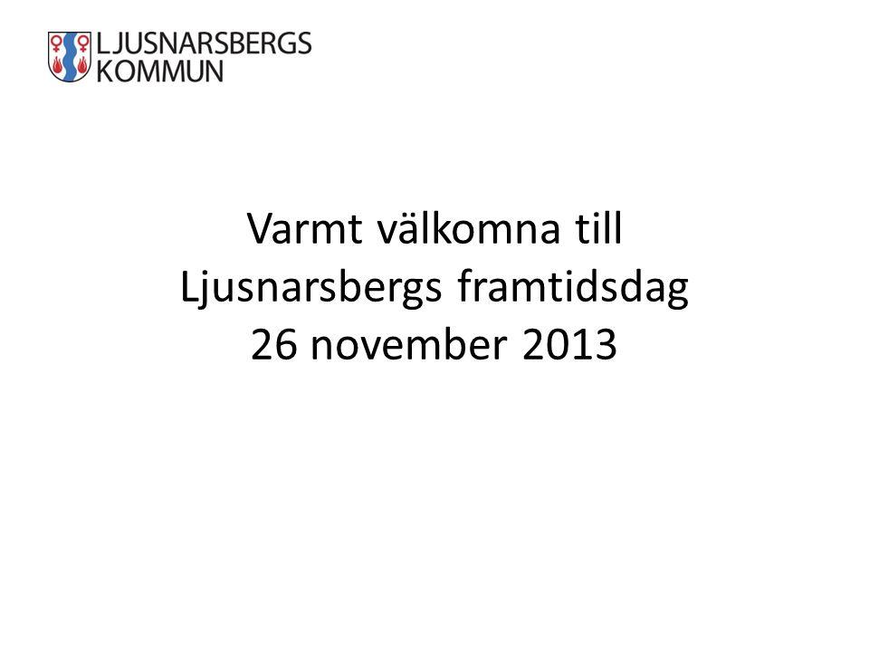 Syftet:Efter en gemensam bakgrundsinformation skall vi föreslå Bilden av Ljusnarsberg .