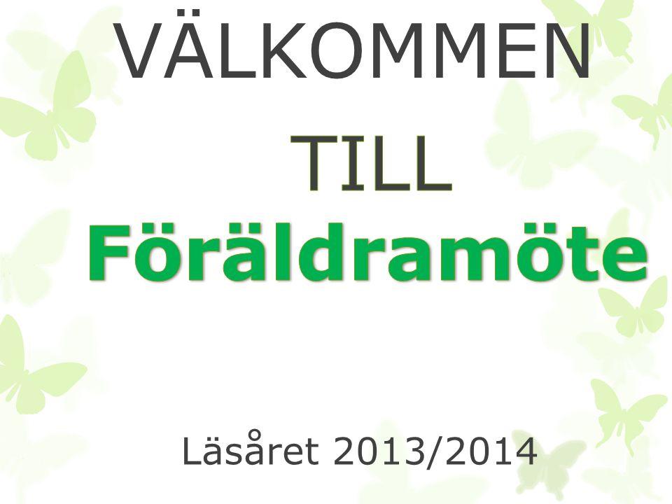 Läsåret 2013/2014