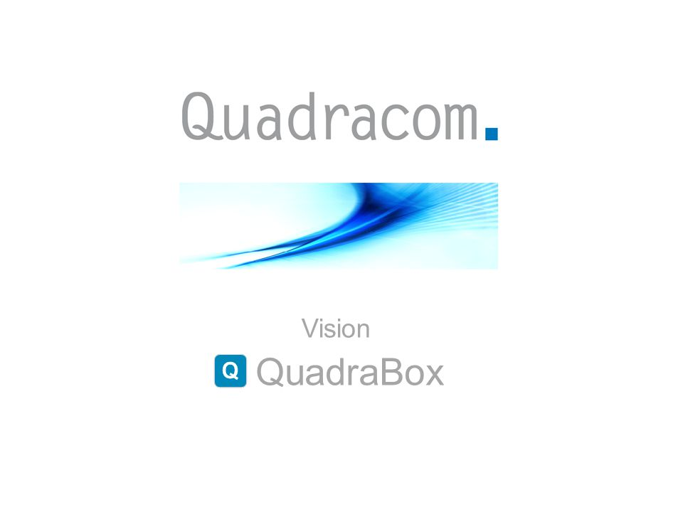 QuadraBox Vision
