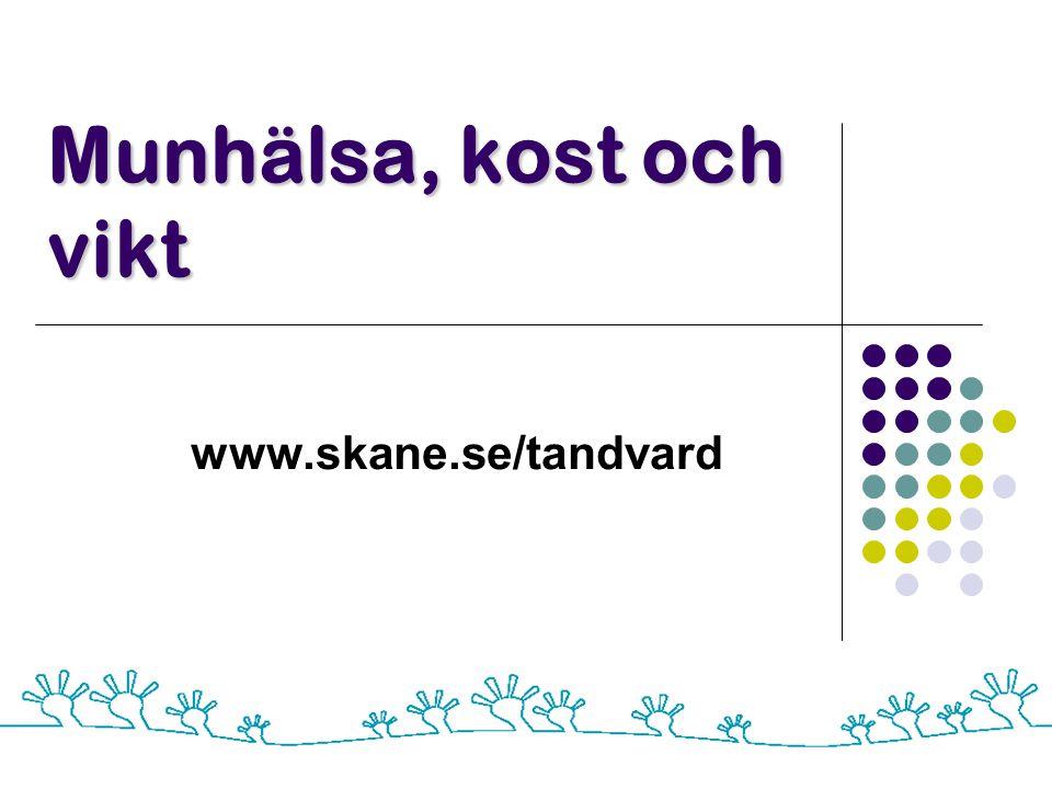 Hälsofrämjande strategier Tandborsten- projektet, Rosengård