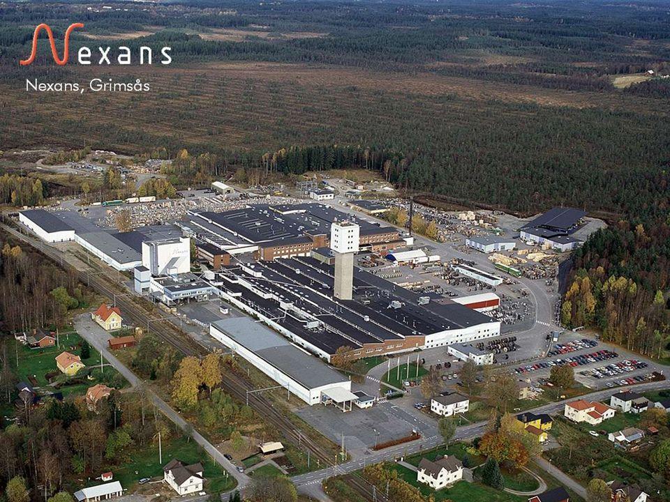 Sida 13 Innovation och produktutveckling  I Grimsås finns ett modernt materiallaboratorium för att utveckla material med höga prestanda.