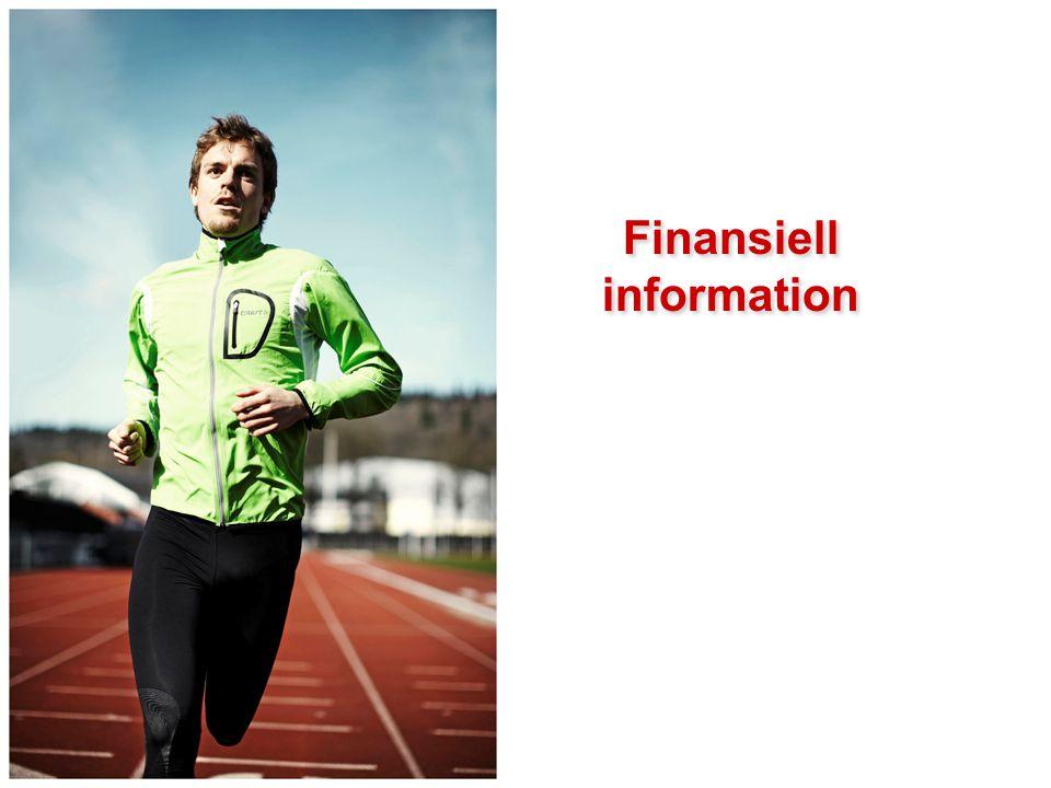 Finansiell information Finansiell information